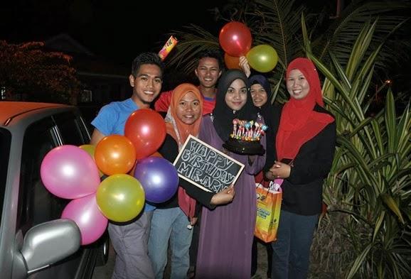 Surprise Birthday MR ARM