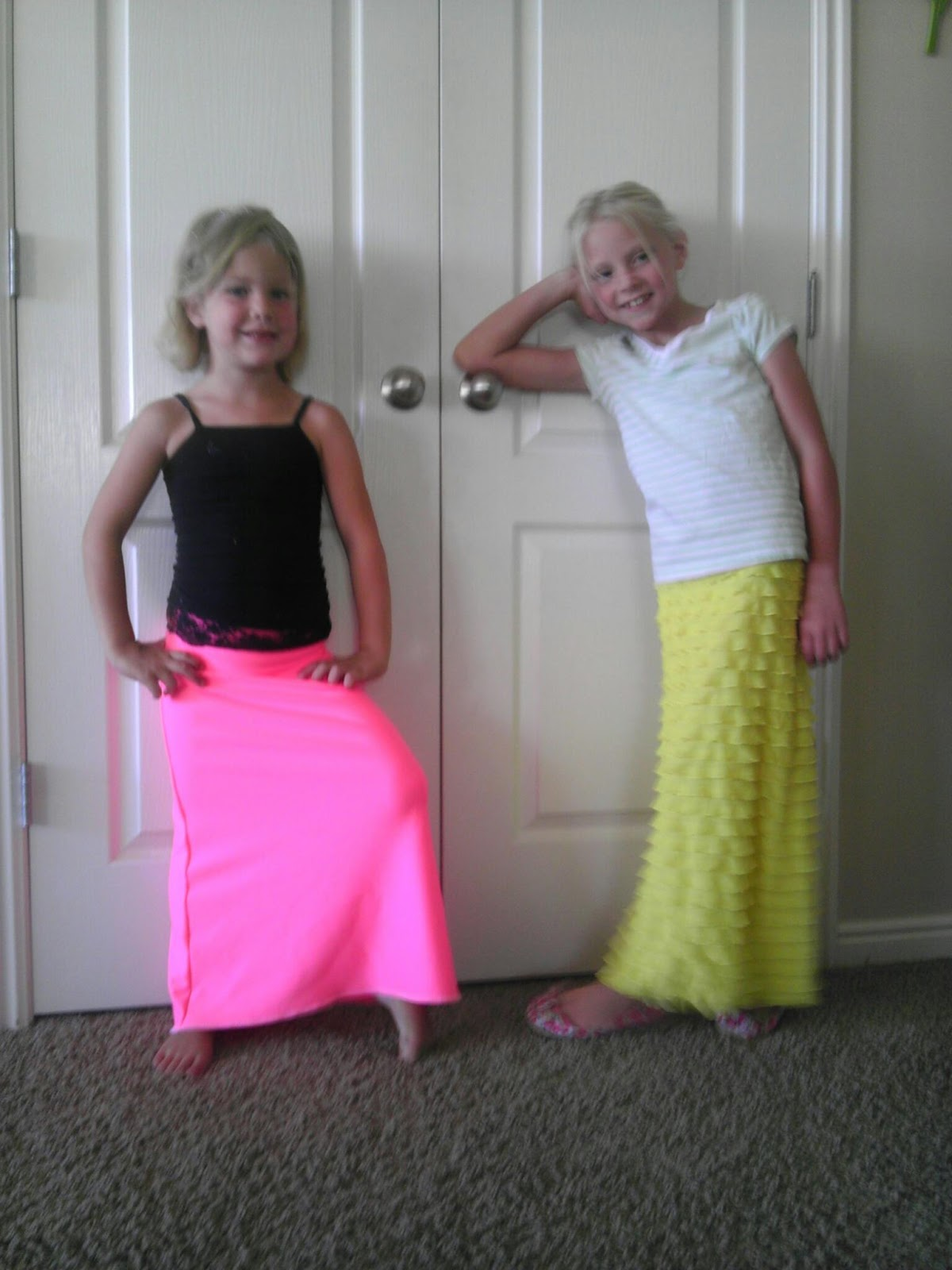 s boutique maxi skirts