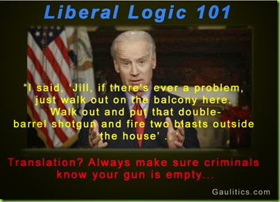 Biden Buy a SHotgun