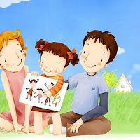 Lovely_illustration_little_girl_showing_family_drawing_to_parents_wallcoo_com-1.jpg