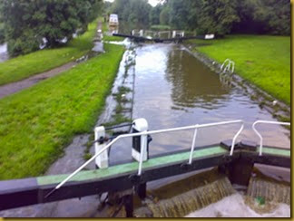July 2007 115 Birstall Flooding