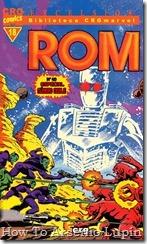 P00018 - ROM - Biblioteca Marvel #18