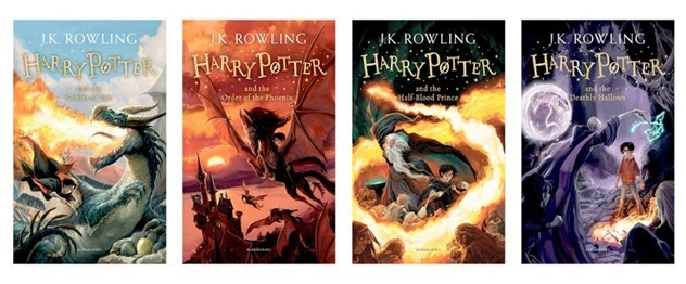 Harry-Potter-Jonny-Duddle-covers-Goblet-Phoenix-Half-Blood-and-Hallows