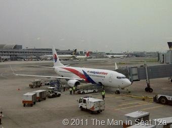 New Plane