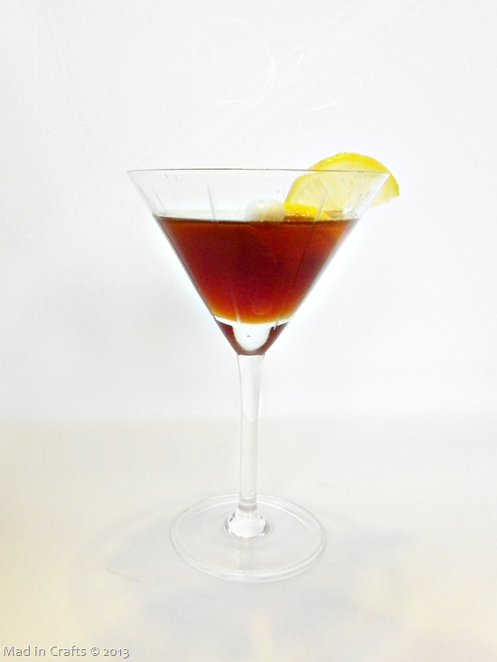 Lipton Tea Cocktail