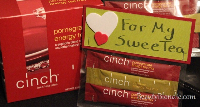 Shaklee Energy Tea Valentine