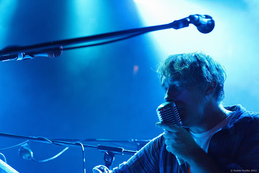 Yann Tiersen (F) @ Lucerna Music Bar, Prague