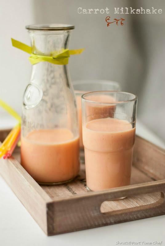 Carrot milkshake-1 600
