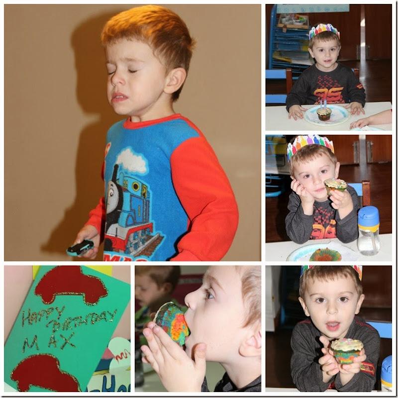 Max Birthday Party
