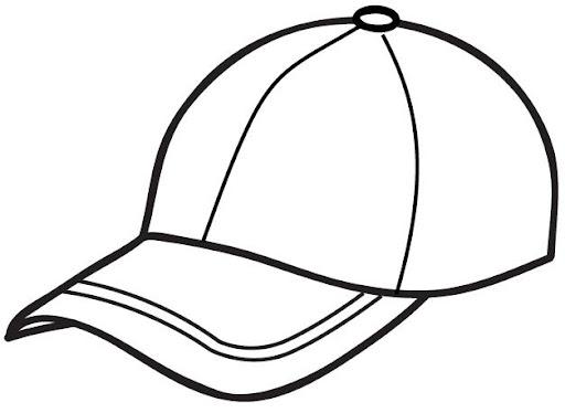 Gorrapara colorear - Imagui
