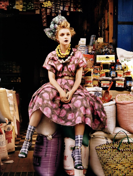 vogue uk may2008 jessica stam patrick demarchelier