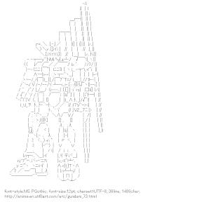 [AA]Nu Gundam (GUNDAM)