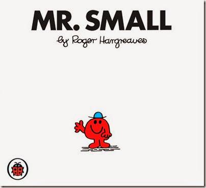 12 Mr. Small