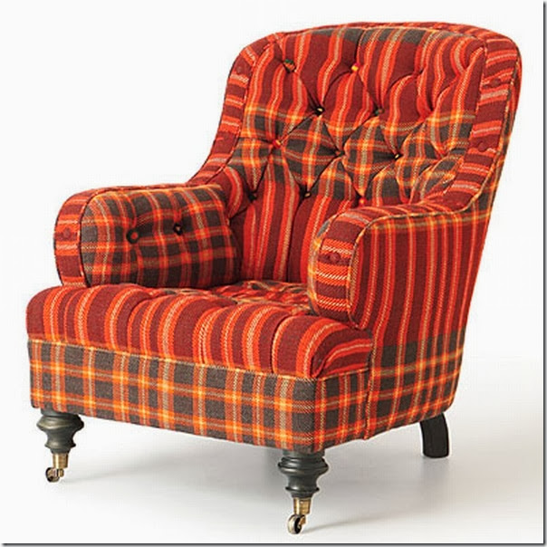 tendenza tartan - home decor - arredamento (5)