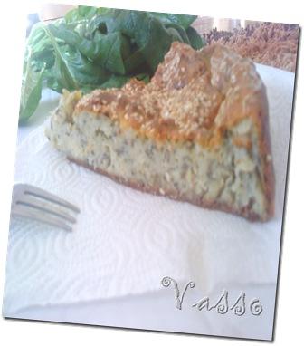 laka i lagana pita sa spinatom i sirom bez kora7