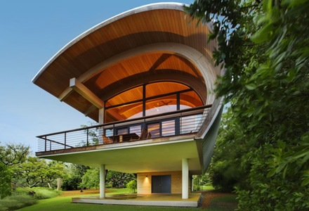 fachada-casey-key-guest-house-totems-architecture