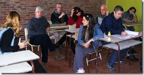 El Presidente del Concejo Deliberante se reunió con vecinos de San Clemente