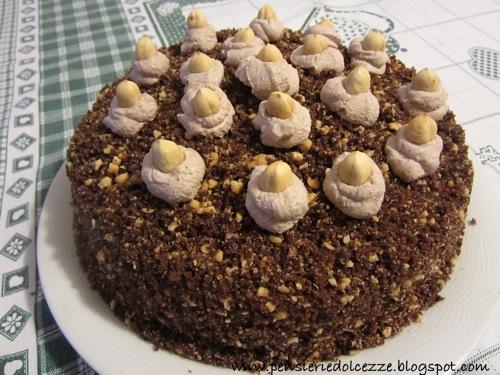 Torta Rocher 3