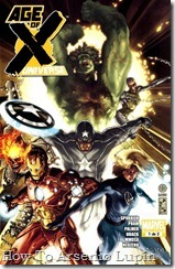 P00006 - Age of X #1
