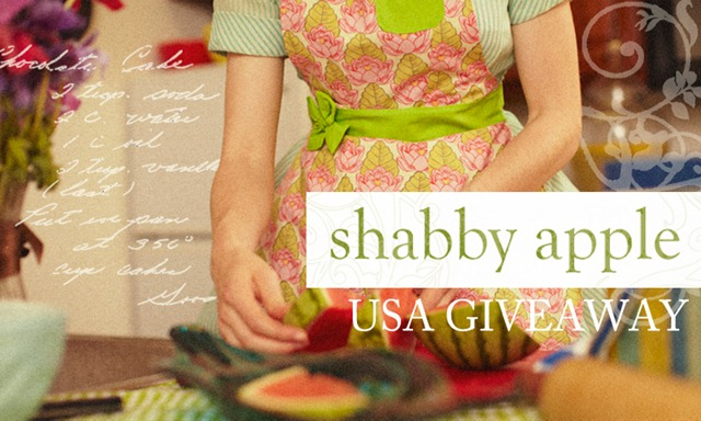 Shabby Apple USA giveaway