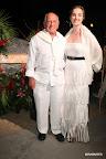Horacio Rosemblum y su mujer Rosana. Gentileza: Feedback.