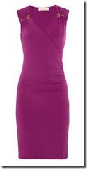 Michael Michael Kors Zip Shoulder Dress