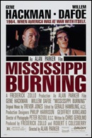 Mississippi Burning - poster