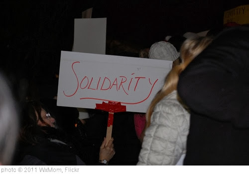 'Wisconsin Teachers Protest' photo (c) 2011, WxMom - license: http://creativecommons.org/licenses/by/2.0/