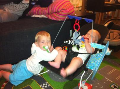Edvin och Oskar