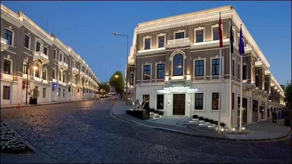 تقرير مصور عن افخم فنادق مدينة اسطنبول