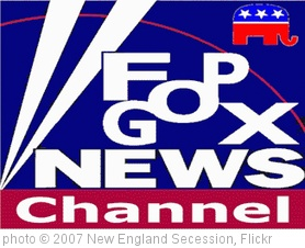 'Fox News GOP Merger - Faux News' photo (c) 2007, New England Secession - license: http://creativecommons.org/licenses/by/2.0/