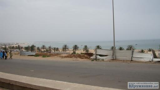 Агадир. Марокко