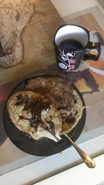 Food Foto by Custom Taste. Breakfast food addict.