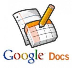 Google Docs desde el escritorio