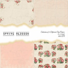 Spring Blossom Front Sheet