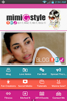 Screenshot of Mimi G Style