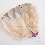 DIY Project: Feather Hair Accessories