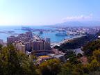 Foto scattata dal Vodafone Sonic (Città di Malaga)