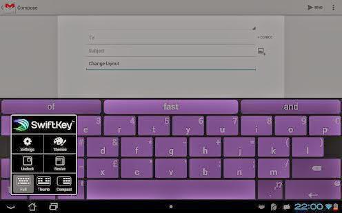 swiftkey keyboard pro apk