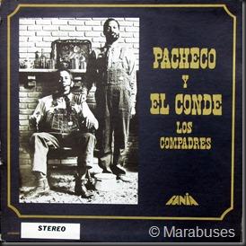 PACHECO Y EL CONDE, FRONT