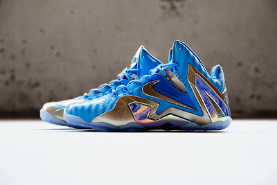nike lebron 11 ps elite blue 3m 2 02 Upcoming Nike LeBron 11 + Elite + Low Maison Du LeBron Pack