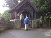Church yard entrance