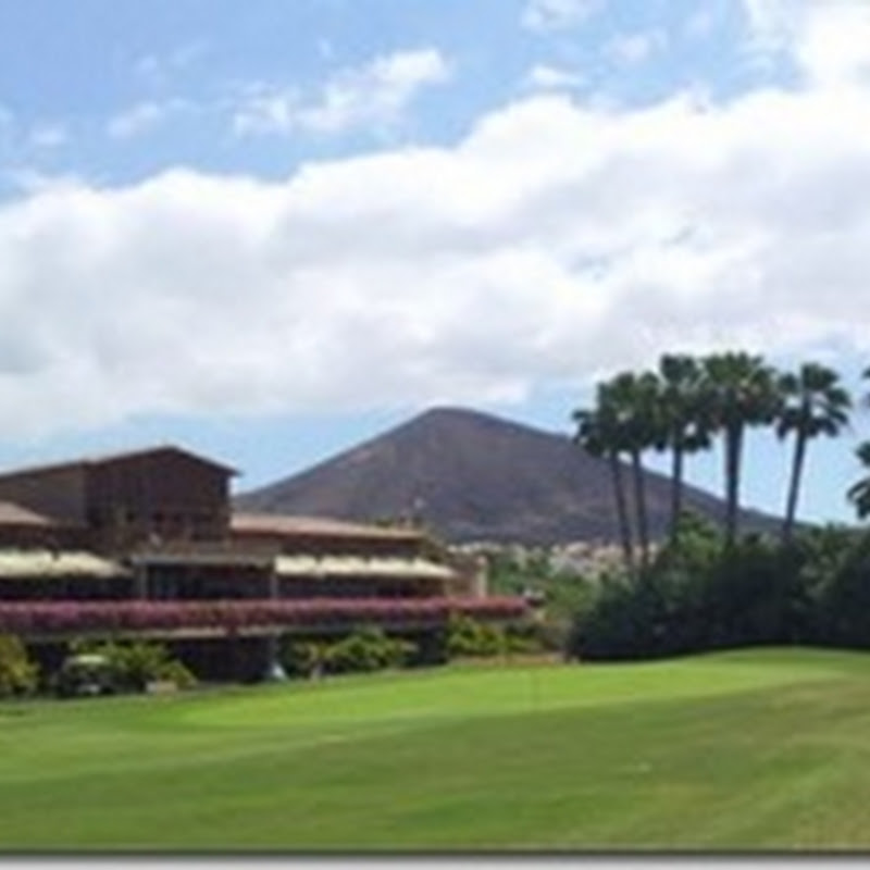 Golf Las Americas Tenerife Course Review