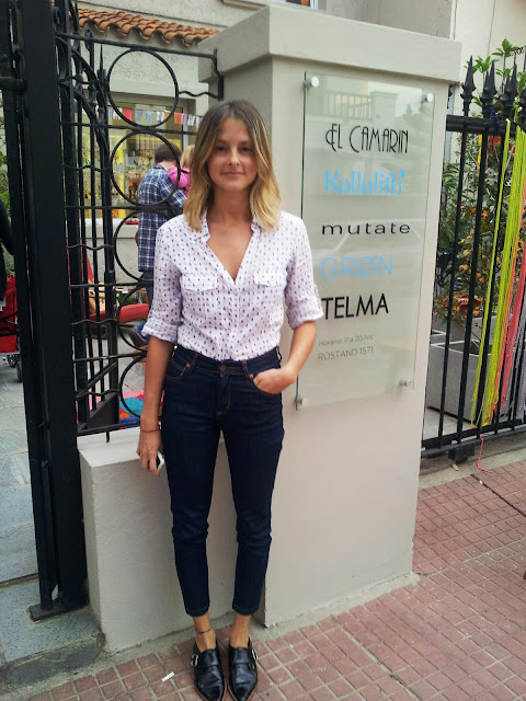 Agustina quartino-Telma-denim-waisted-jeans