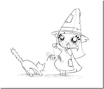 brujas halloween blogcolorear (7)