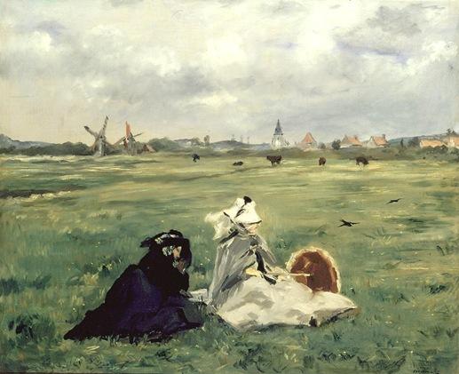 Édouard_Manet_-_Hirondelles