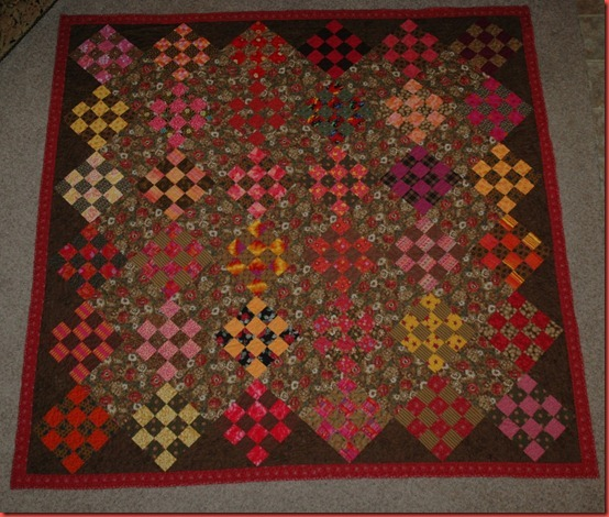 blog dads quilt full size
