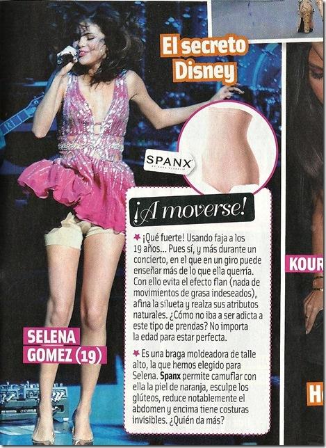 SPANX SELENA GOMEZ
