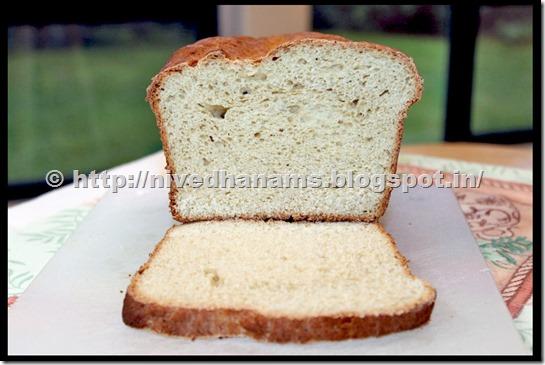 Sweet Ricotta Loaf - IMG_4182