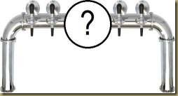 количество сортов пива в точке влияет на выбор охладителя